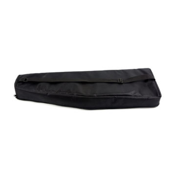 Soft case for 9 string psaltery (black)