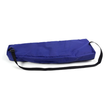 Soft case for 9 string psaltery (blue)