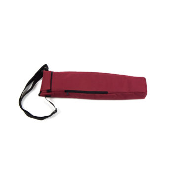 Soft case for 6 string psaltery (red)