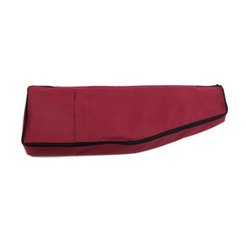 Soft case for 12 string psaltery (red)