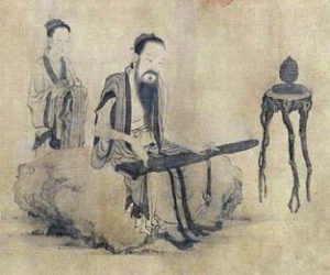 Guqin, the symbol of Chinese high culture