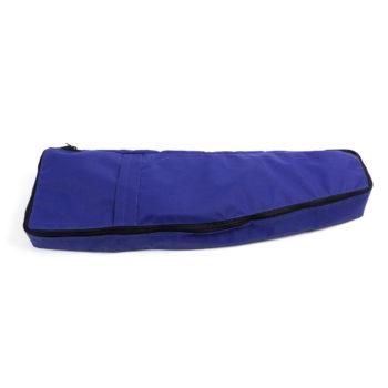 Soft case for 9 string psaltery (blue)