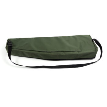 Soft case for 9 string psaltery (green)