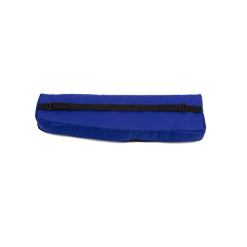 Soft case for 7 string psaltery (blue)