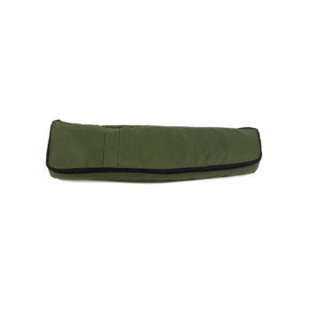 Soft case for 7 string psaltery (green)