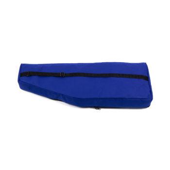 Soft case for 12 string psaltery (blue)