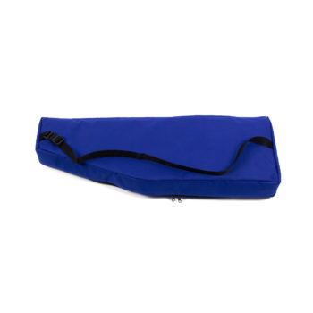 Soft case for 12 string psaltery (blue)