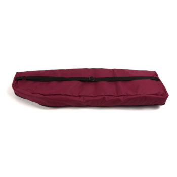 Soft case for Avdoshi psaltery (red)