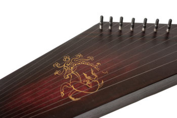 11 string KANTELE GOLD DEER