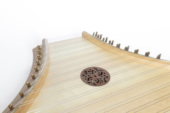 Folkfriends Medieval plucked psaltery
