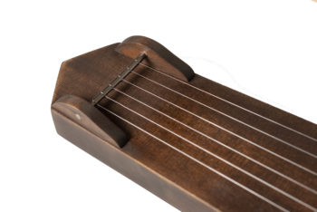lyre shaped psaltery
