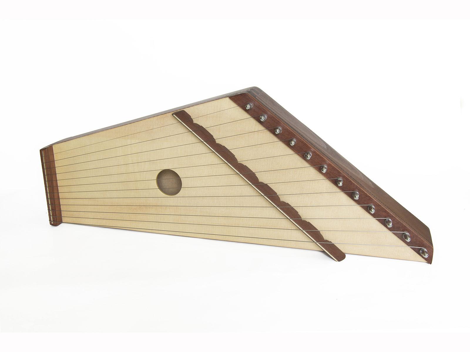 gusli zvonchatye prima 12 strings